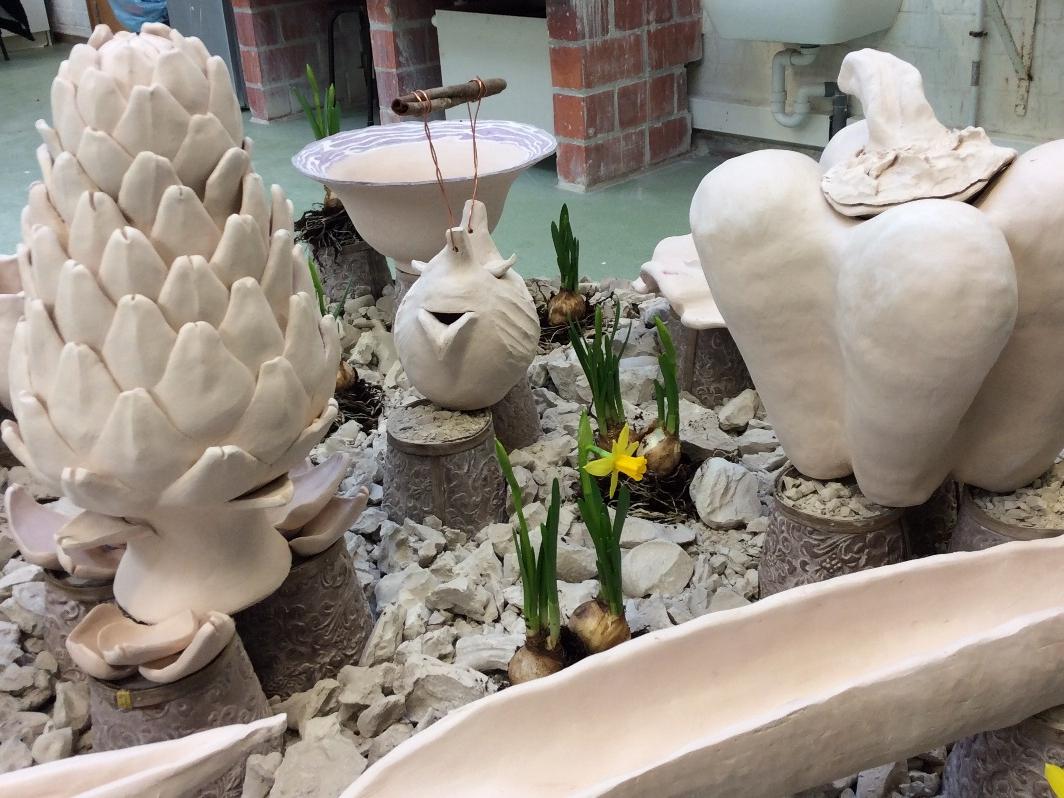 Super Werken met klei en/of potten draaien - beginners en gevorderden &OL29