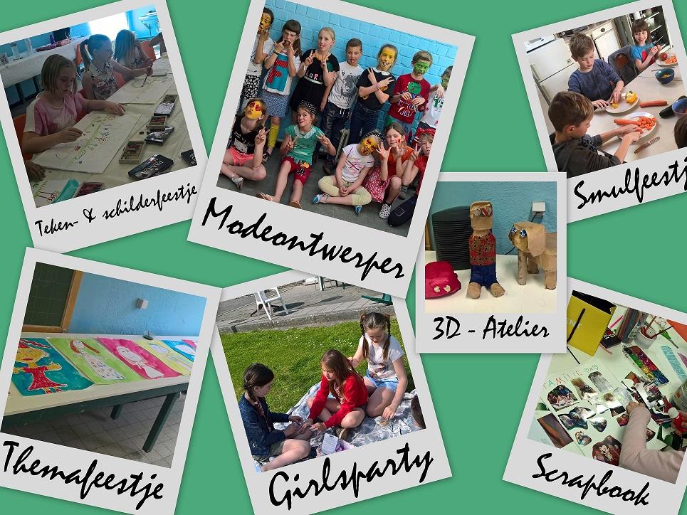 28bed40570e Jouw verjaardagsfeestje in de Vrije Ateliers? - Creatieve ...
